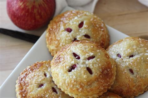 pies recipes mini cranberry apple pies recipe catch my party