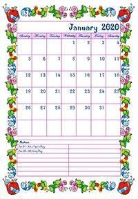 Monthly Calendar Template Microsoft Word Printable 2020 Monthly Calendar Templates Calendarlabs
