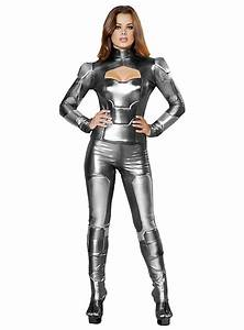 Kostüm Superhelden Damen : sexy weltraumkriegerin kost m ~ Frokenaadalensverden.com Haus und Dekorationen
