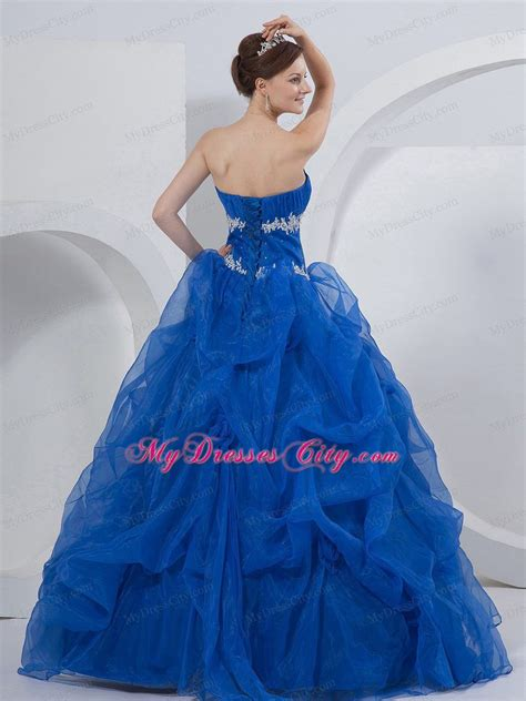 summer sweet sixteen dresses  strapless beading flowers