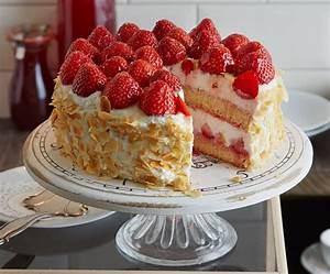 Torte Mit Erdbeeren : erdbeer ricotta torte rezept essen und trinken ~ Lizthompson.info Haus und Dekorationen