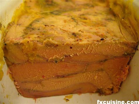 cuisine foie gras foie gras terrine chargrilled like in sauternes
