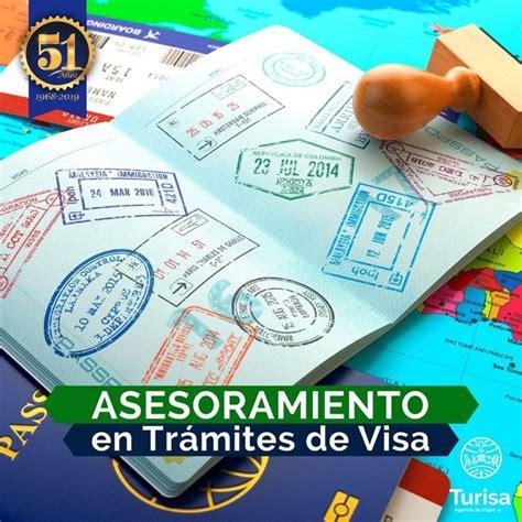 Asesoramiento de Visas - Turisa Agencia de Viajes en ...