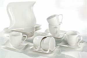 Vaisselle En Porcelaine : vaisselle blanche porcelaine ~ Teatrodelosmanantiales.com Idées de Décoration