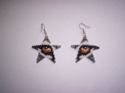 Delica Bead Earring Free Patterns