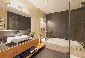 amenagement salle de bain deco salle de bain design With salle de bain amenagement