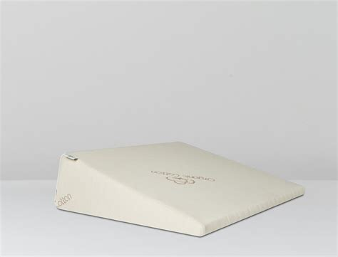 latex foam wedge pillow brentwood home