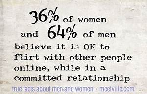 Relationships True Facts #123 | Meetville Blog