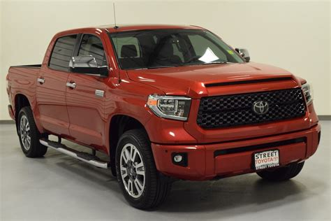 Toyota Tundra News by New 2018 Toyota Tundra Platinum For Sale Amarillo Tx 18890
