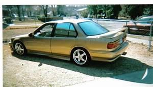 Joes91 1991 Honda Accord Specs  Photos  Modification Info
