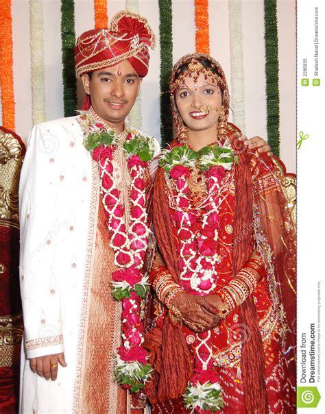 indian bride  groom stock image image  costume