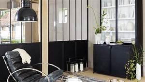 Cloison Amovible Atelier. cloison amovible atelier noir effet m tal ...