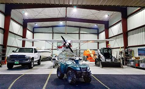 aircraft hangars airplane hangar buildings kits for any size