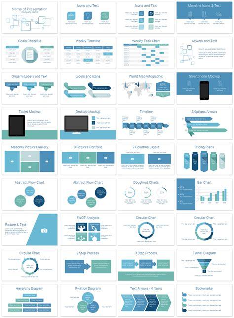 modern corporate powerpoint template presentationdeckcom