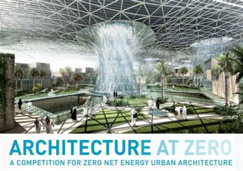 Enter The 'architecture At Zero' Competition And Design A