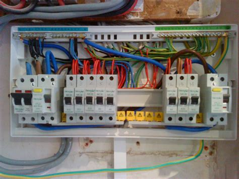 In Fuse Box by Rcd Fuse Boxes Ford Home Electrics