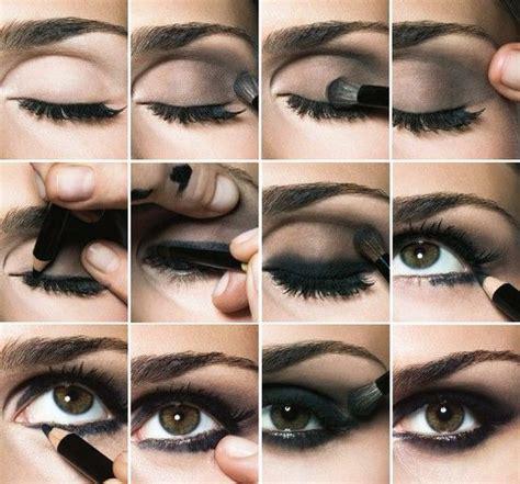 Comment maquiller des yeux marron