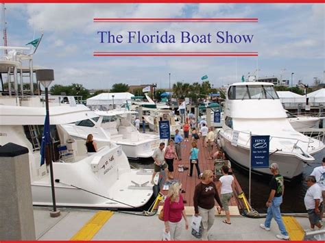 Florida Boat Shows May 2018 by Florida Boat Show At Halifax Harbor Marina Daytona