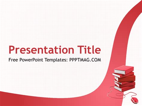 top free powerpoint presentation templates used by students free online learning powerpoint template pptmag