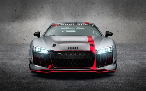 2017 Audi R8 Lms Gt4 Wallpapers  Hd Wallpapers  Id #20258