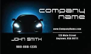 Automotive, Business, Cards, Templates