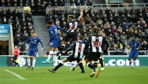 Newcastle 1-0 Chelsea - Video highlights - Premier League