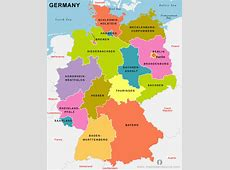Germany Country Profile Free Maps of Germany Open