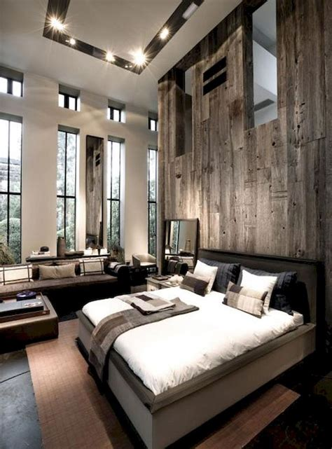 modern rustic bedrooms ideas  pinterest