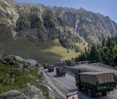 LAC: India captures 6 new hills in 20 days: Sources ...