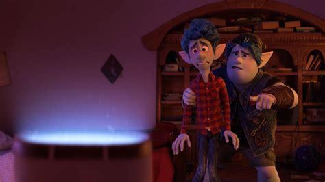 onward trailer    upcoming pixar