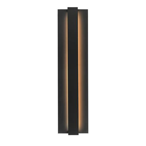windfall exterior wall sconce by lbl lighting od785blledw