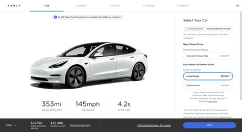 View How Much Does The Average Tesla 3 Cost Pictures