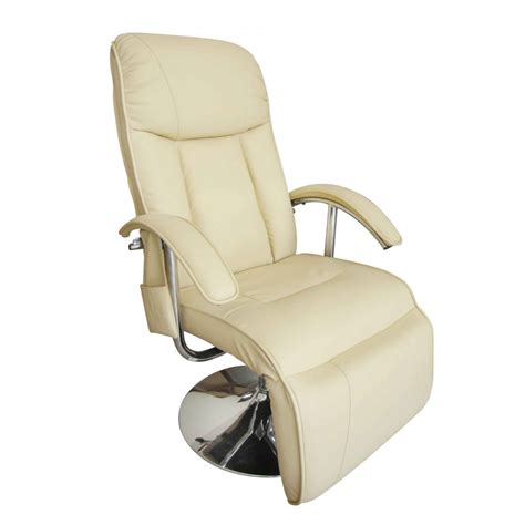 canape massant electrique fauteuil électrique massant crème