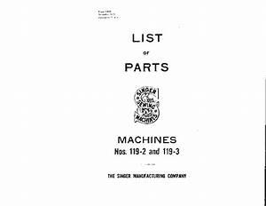 119-2 Manuals
