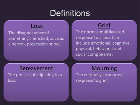 Grief & Loss The School Counselor's Guide  Ppt Download