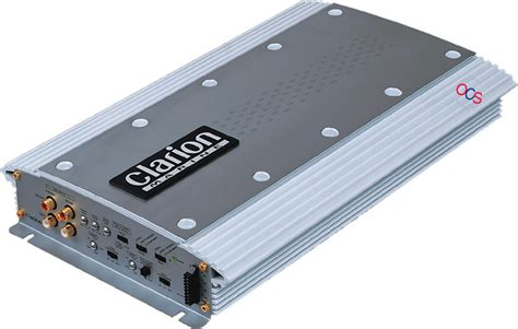 Boat Stereo No Power by Clarion Apx480m 4 3 2 Channel 640w Power Marine Lifier