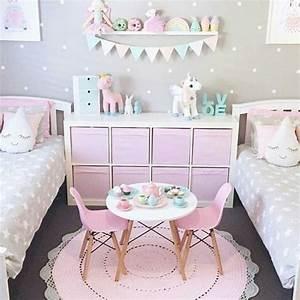 Farben Für Kinderzimmer : 1001 ideen f r babyzimmer m dchen ~ Michelbontemps.com Haus und Dekorationen