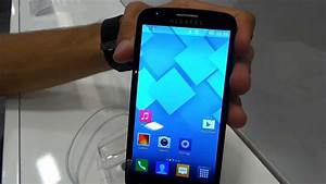 Alcatel One Touch Pop C7 Okostelefon Bemutat U00f3 Vide U00f3