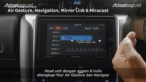 Audio Head Unit All New Toyota Fortuner Baru 2016 Headunit  U2013 Autonetmagz    Review Mobil Dan