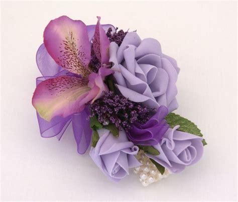 lilac corsage home wrist corsages wrist corsage