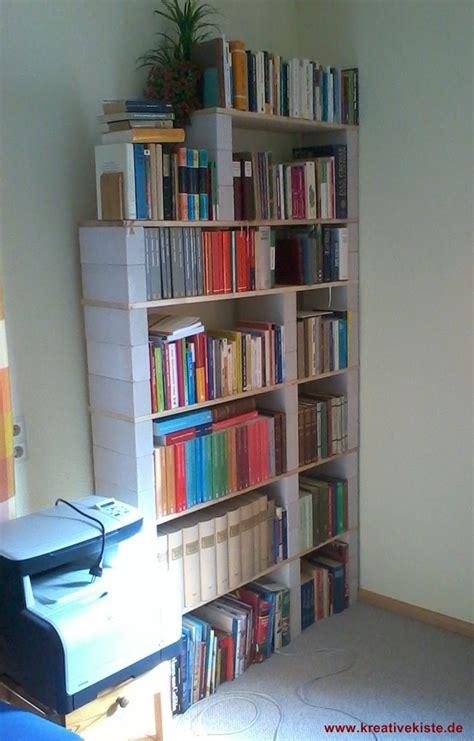 Regal Aus Büchern Bauen by Regale