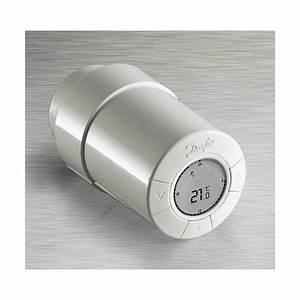 Robinet Thermostatique Danfoss 3 8 : robinet thermostatique z wave living connect danfoss ~ Edinachiropracticcenter.com Idées de Décoration