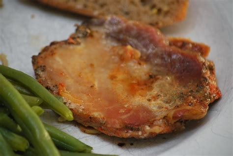 They only have to reach 145f in interior temperature. My story in recipes: Crock Pot Pork Chops