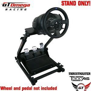 Supporto Volante Ps3 Gt Omega Steering Wheel Stand For Thrustmaster T300rs
