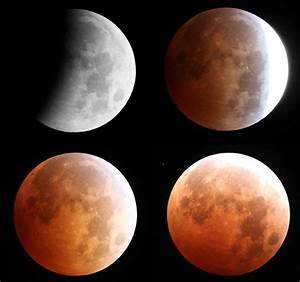 A Colorful Lunar Eclipse | Solar System Exploration ...