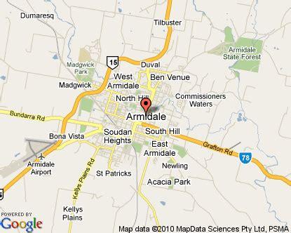 armidale australia