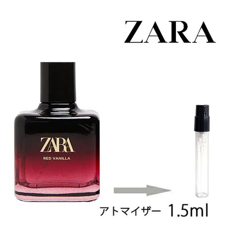 Zara 人気 香水
