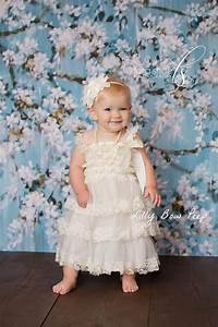 baby girl clothes dress baby dress baptism dress With baby girl dress wedding