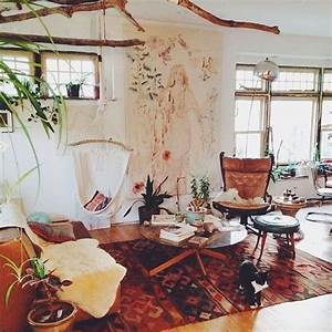 Hippie Chic Bohemian Decor | Feng Shui Earth Element | The ...