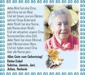 sprüche für oma und opa tina r perez geburtstagsspruche zum 80 geburtstag oma